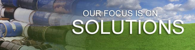 Our Focus On Solutions